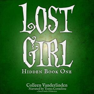 LostGirlAudioBookCover