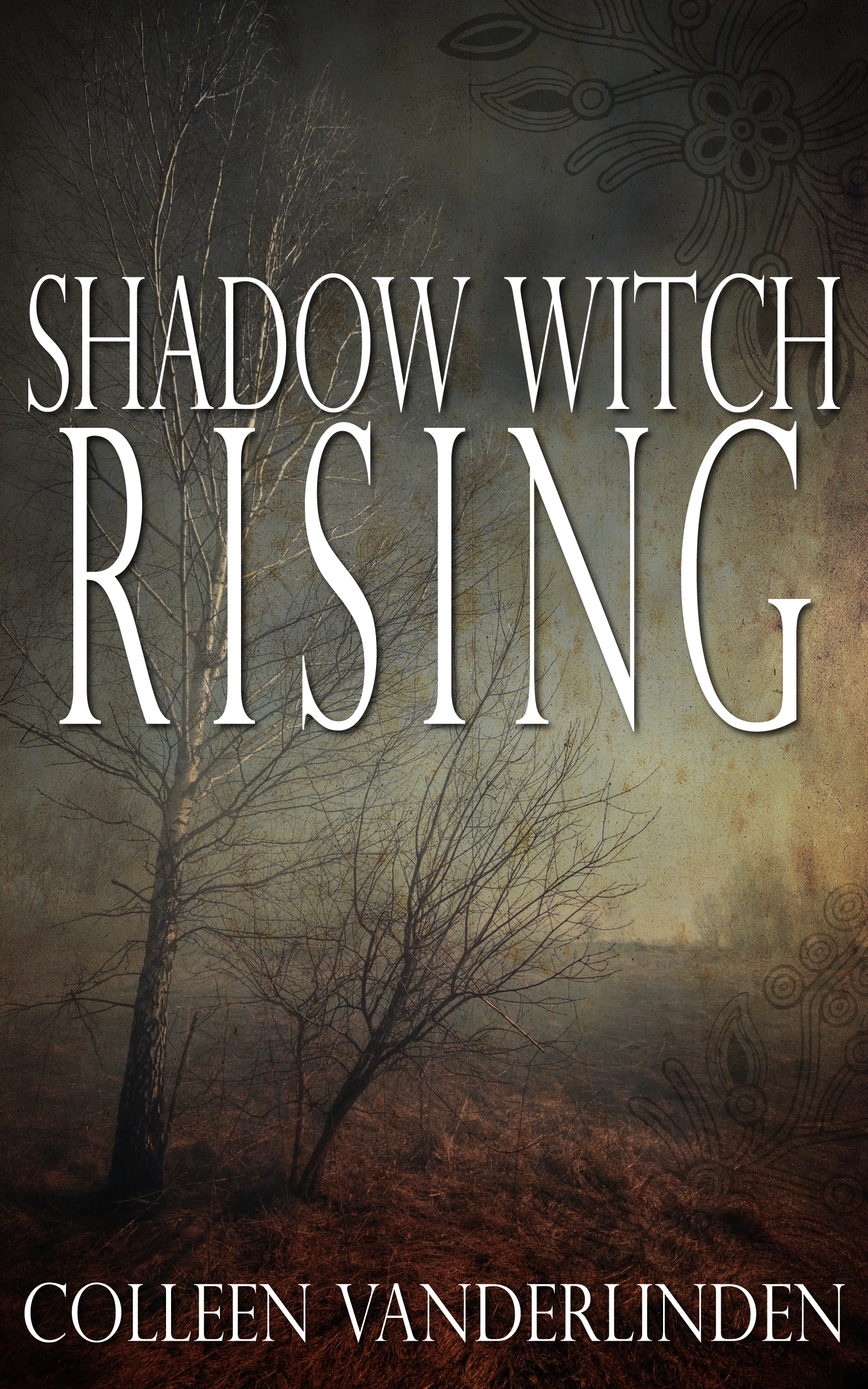 Shadow Witch Rising Cover