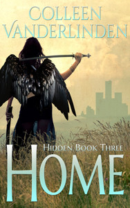 Home: Hidden Book Three Cover
