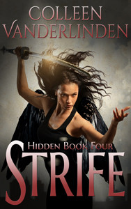 Strife: Hidden Book Four Cover