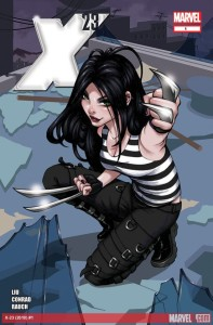 X-23 was life-changing. Seriously.