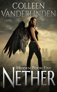Nether: Hidden Book Five Cover