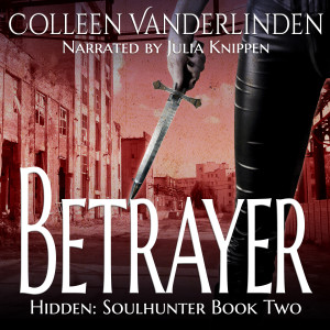 Betrayer_AudiobookCover